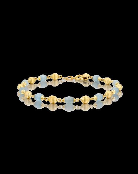 Nanis Aquamarine Bracelet