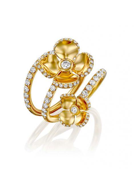 Violetto Shine Ring