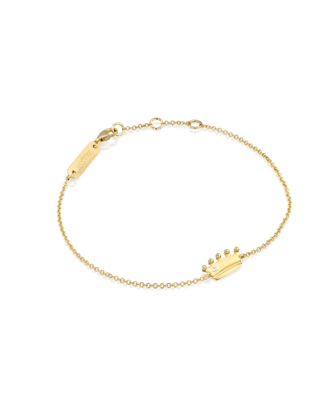 Crown Mini Bracelet
