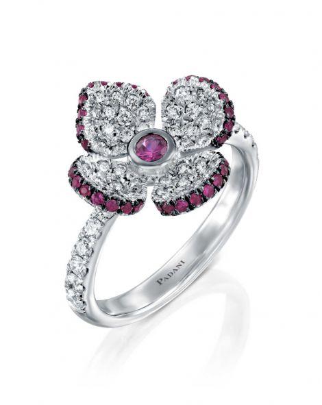Violetto Shine Color Ring