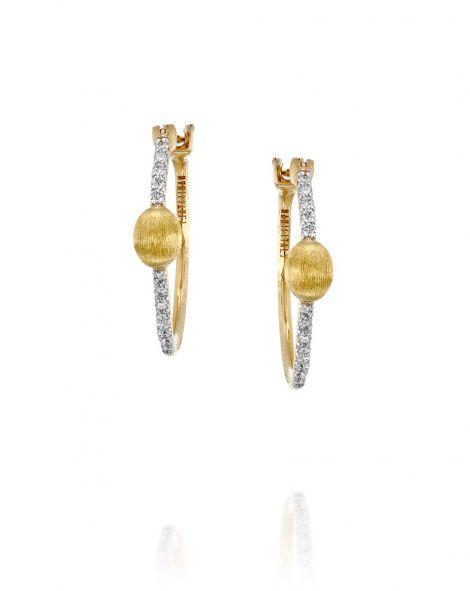 Nanis Hoop Earrings