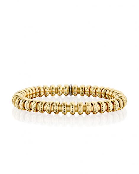 Gold By Padani Disk Bracelet