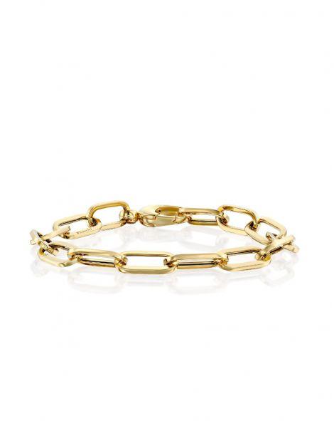 Gold By Padani Link Bracelet