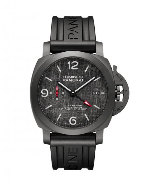 Luminor Luna Rossa GMT Watch