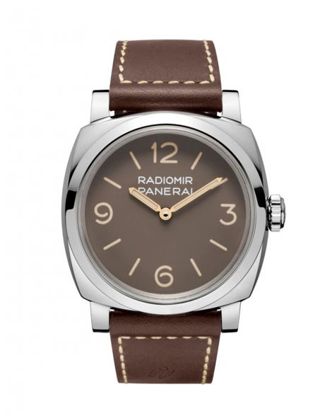 Radiomir 1940 3 Days Acciaio Watch