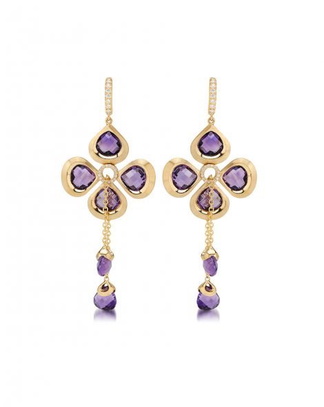 Violetto By Color Earrings