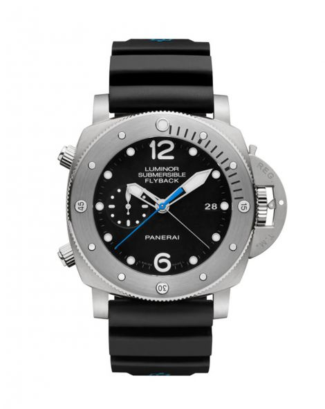 Submersible Chrono Watch