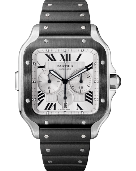Santos de Cartier Chronograph watch
