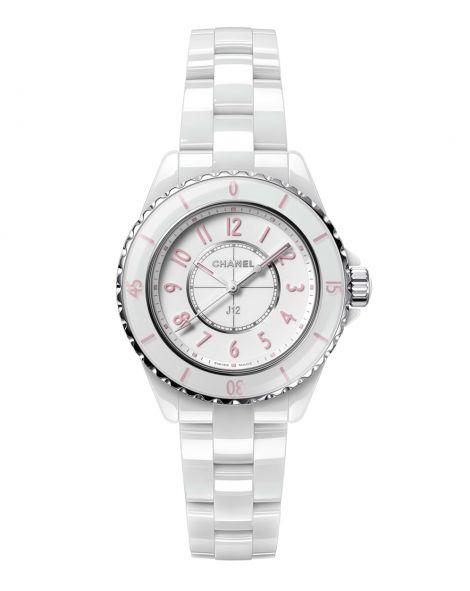 CHANEL J12 BLUSH Watch