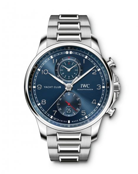 IWC PORTUGIESER YACHT CLUB CHRONOGRAPH Watch