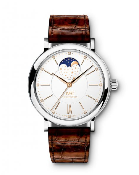 IWC PORTOFINO AUTOMATIC MOON PHASE Watch