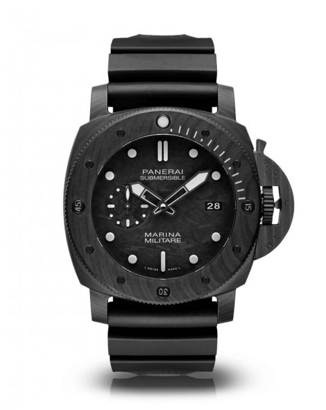 Submersible Marina Militare Carbotech™ Watch