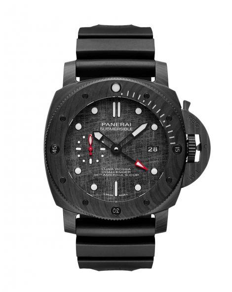 Submersible Luna Rossa GMT Watch