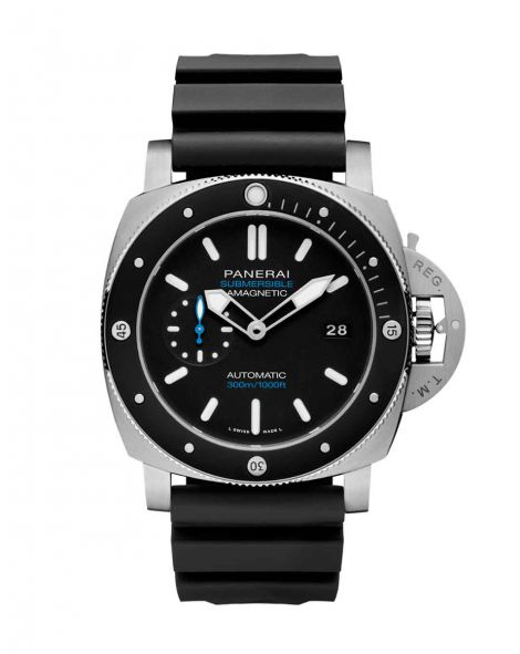 Submersible Amagnetic Watch