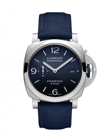 Luminor Marina ESteel™ Blu Profondo Watch