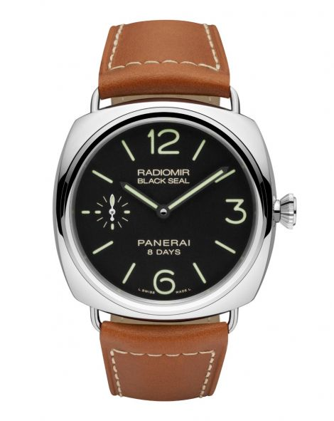 RADIOMIR BLACK SEAL 8 DAYS Watch