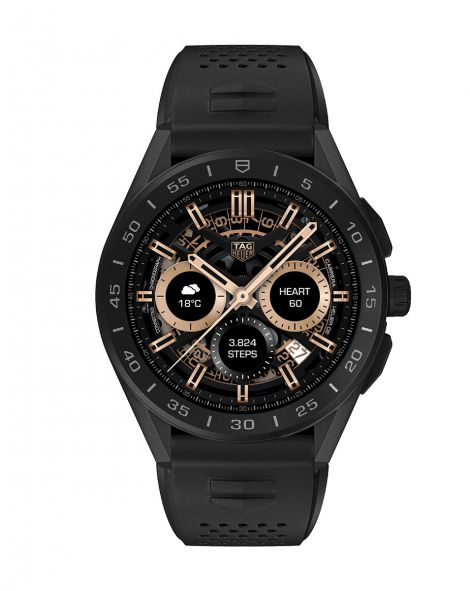 TAG Heuer Modular Connected Watch