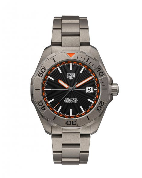 TAG Heuer Aquaracer x Bamford Watch