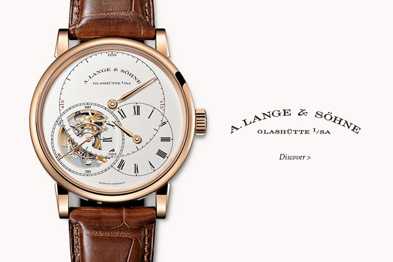 A Lange Watches