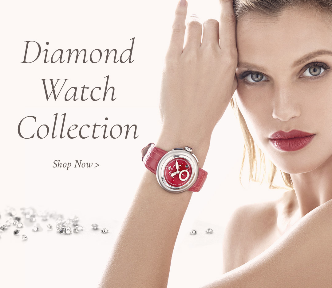 Diamond Watch Collection