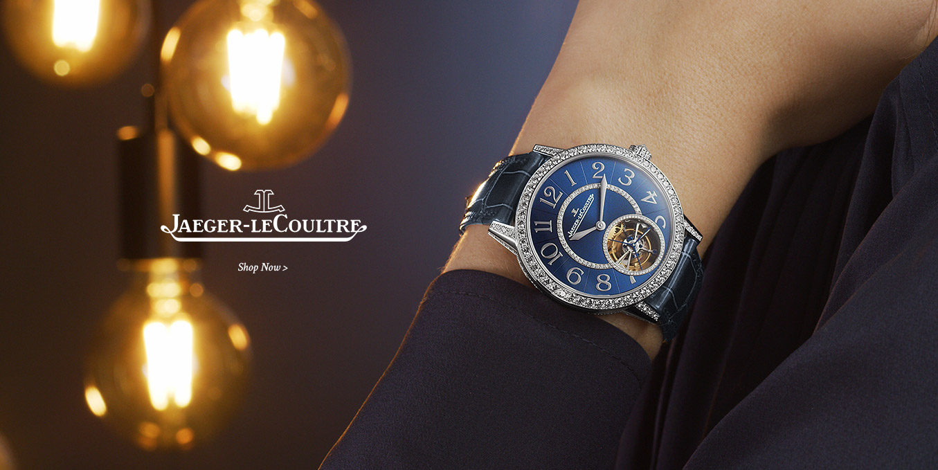 Jaeger le Coultre Watches