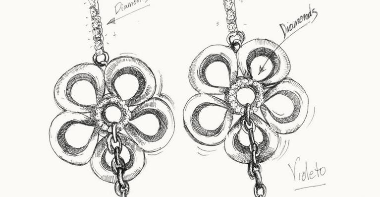Violetto Sketch